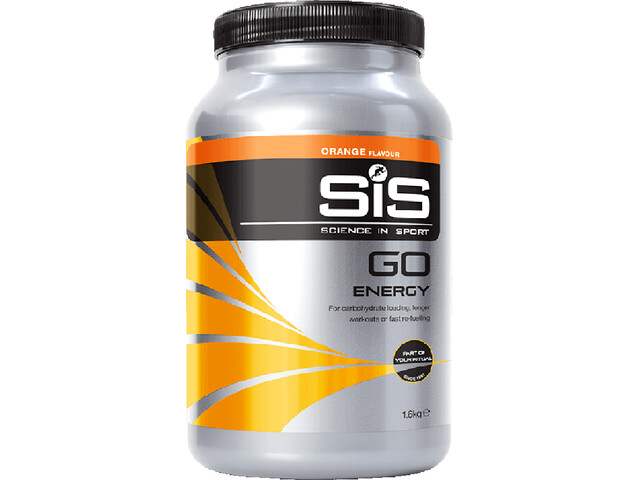 SiS GO Energy Drink Tub 1,6kg, Orange